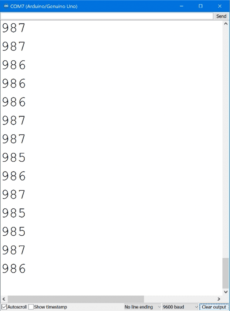 Photoresistor Data on Serial Monitor.png