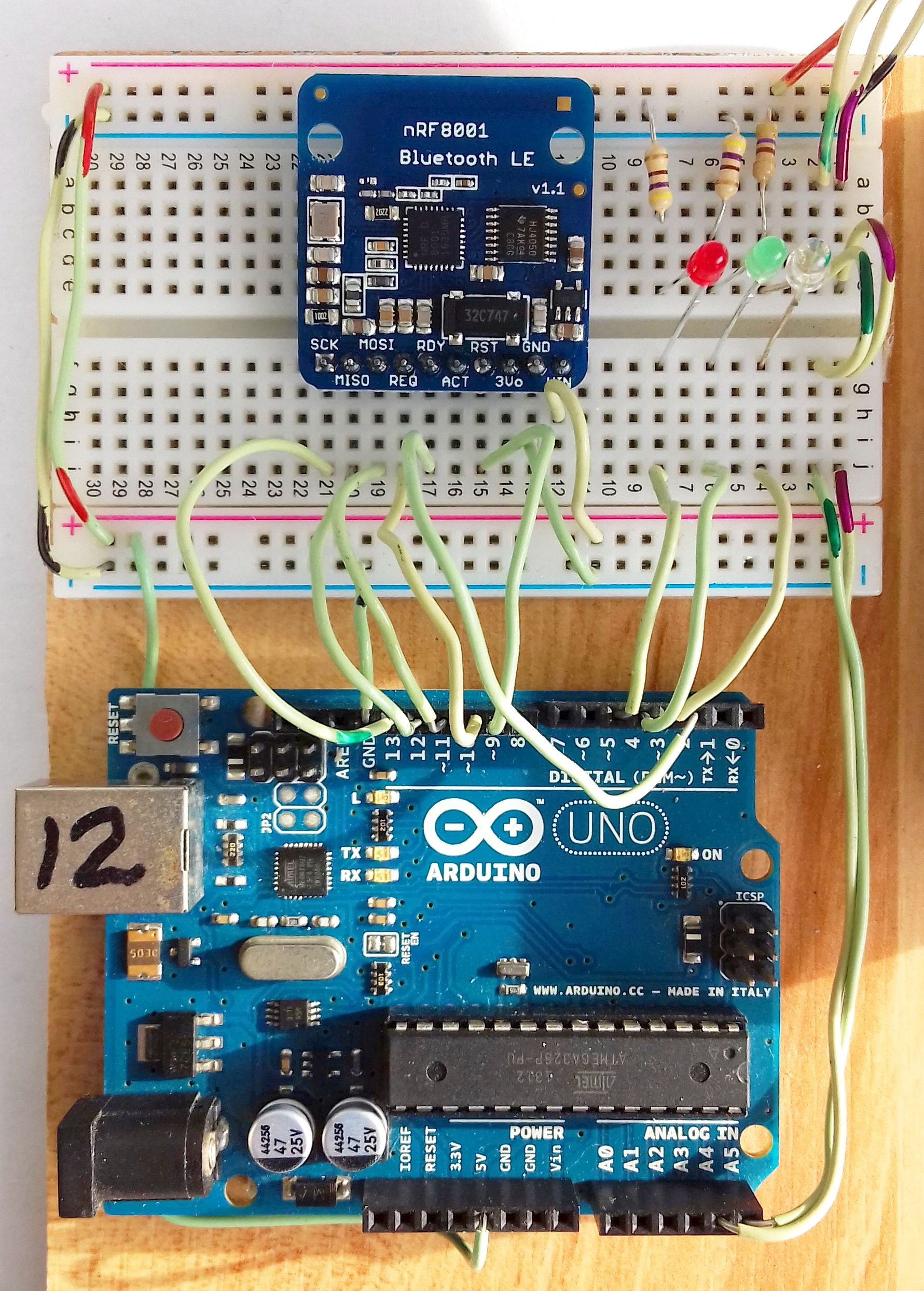 How to Use Bluetooth on the Arduino