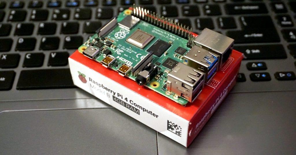 Getting Started With the Raspberry Pi - Raspberry Pi 4 Model B