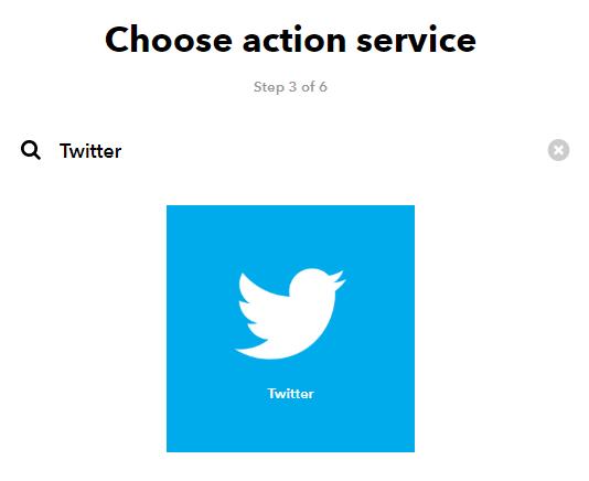 Como enviar tweets com um Arduino 8