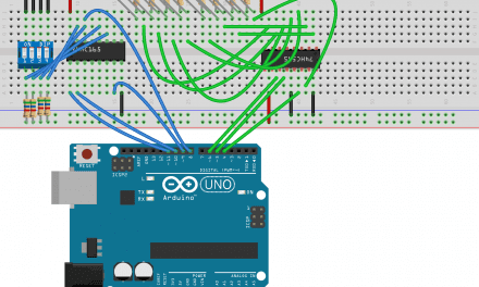 How to Use Shift Registers on the Arduino
