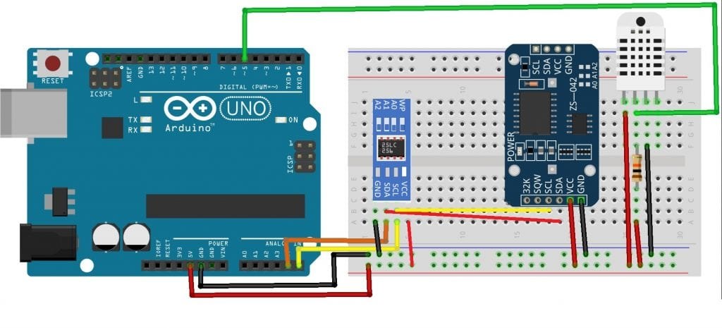 Lowering the Power Requirement With Arduino Sleep Modes - Sleep Model Uno
