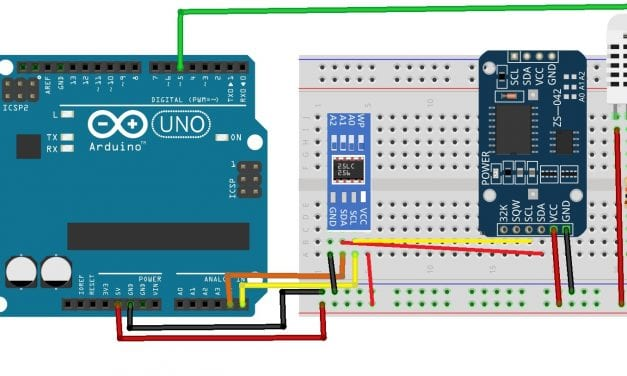 Lowering Arduino Power Requirements Using Sleep Mode