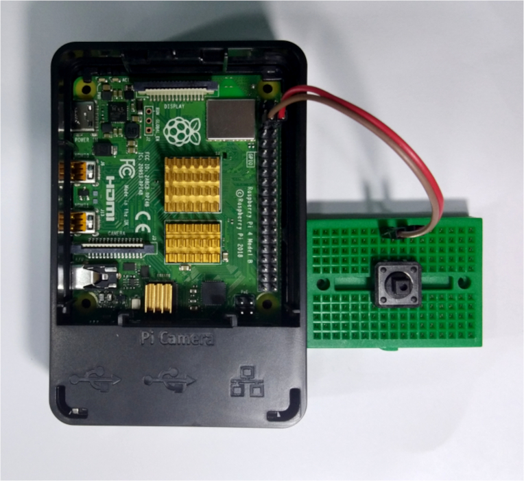 Using a Switch to Startup and Shutdown the Raspberry Pi