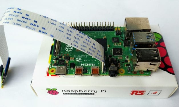 Introduction to the Raspberry Pi Camera