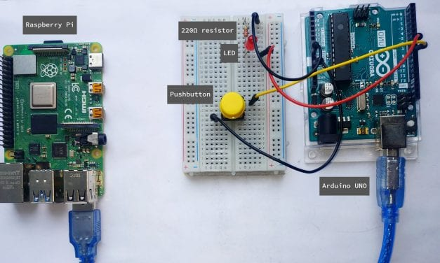 Using Raspberry Pi to Control Arduino With Firmata