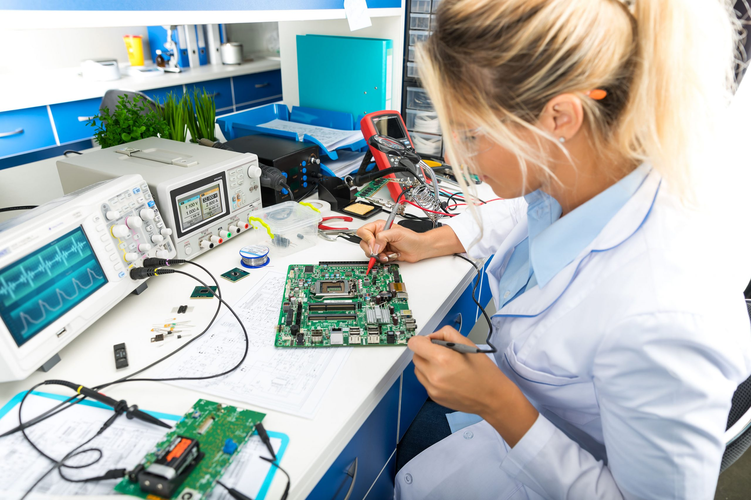 Test Equipment 101 – The Basics of Electronic Testing
