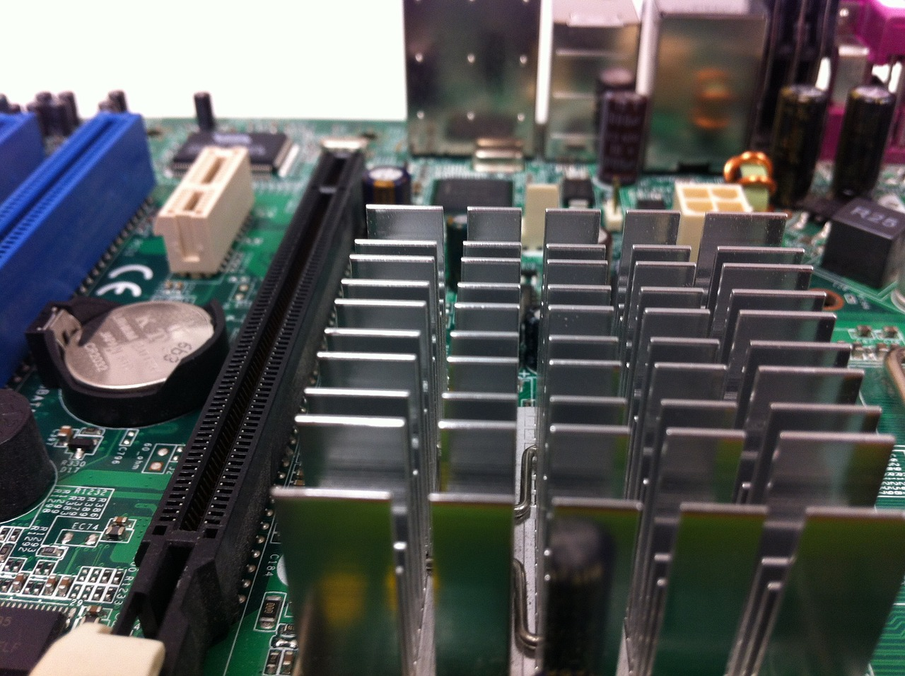 Heat and Heat Sinks