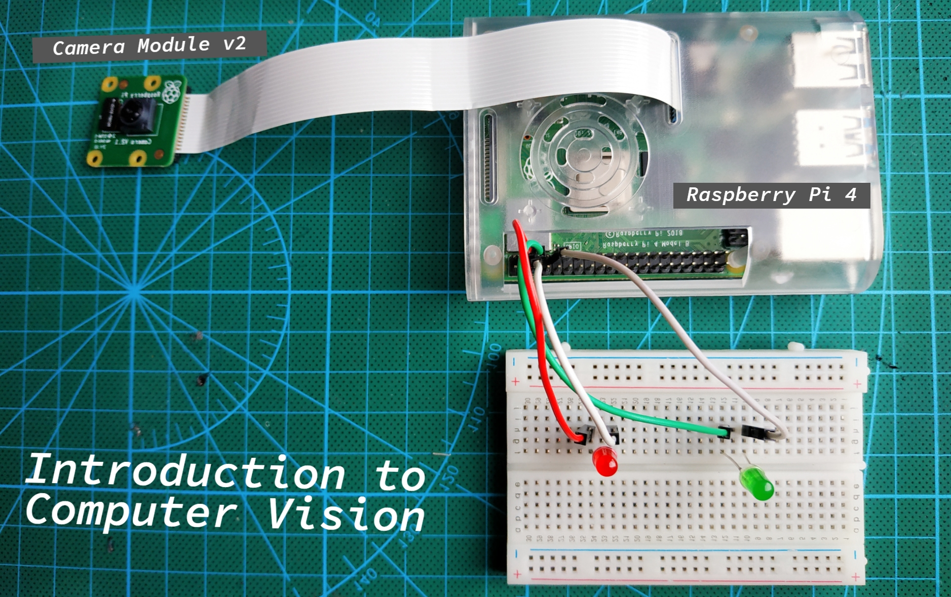 Introduction to Computer Vision Using OpenCV and Raspberry Pi