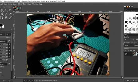 Image Editing Using the Raspberry Pi