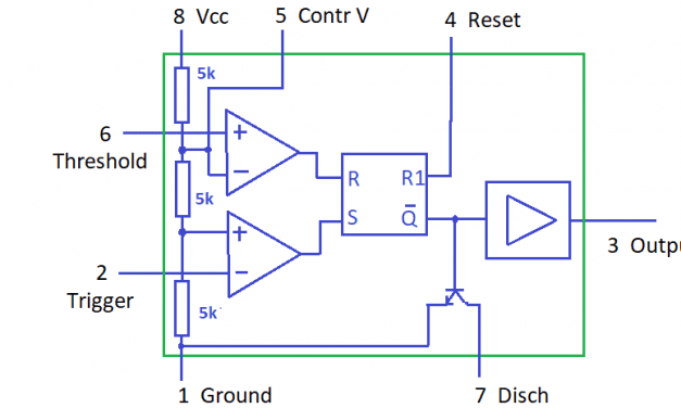 What is a 555 Timer?