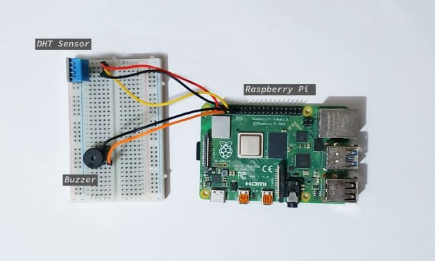 How to Use Buzzers With a Raspberry Pi