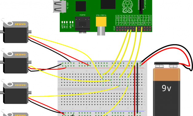How to Use Servos on the Raspberry Pi