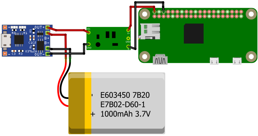 How to Power Your Raspberry Pi With a Battery
