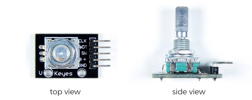 How to Setup and Program Rotary Encoders on the Arduino - Rotary Encoder