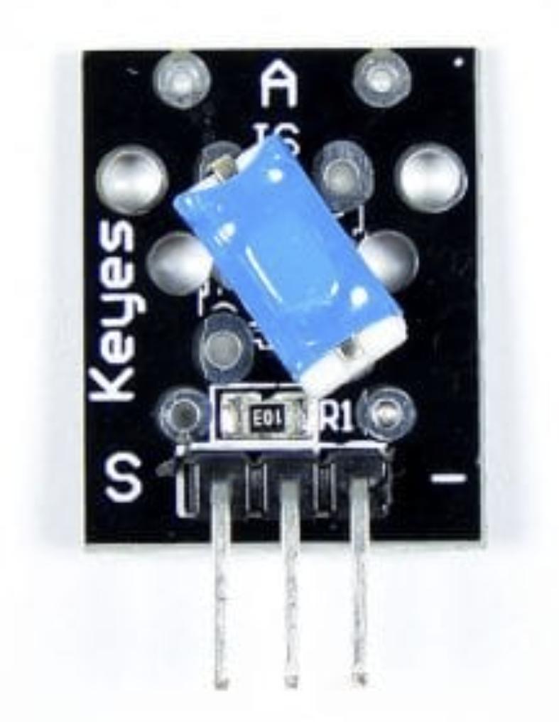 How to Use Tilt Sensors on the Arduino - Keyes KY-020 Tilt Switch