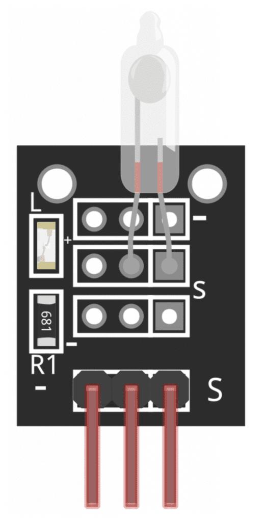 How to Use Tilt Sensors on the Arduino - Mercury Tilt Switch Pins