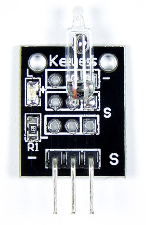 How to Use Tilt Sensors on the Arduino - Mercury Tilt Switch